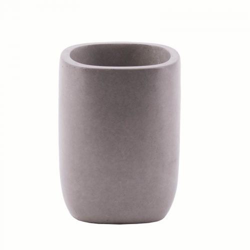 Soft Concrete Zahnputzbecher