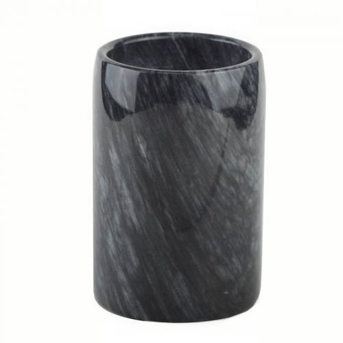 Gloss Marble Dark Zahnputzbecher
