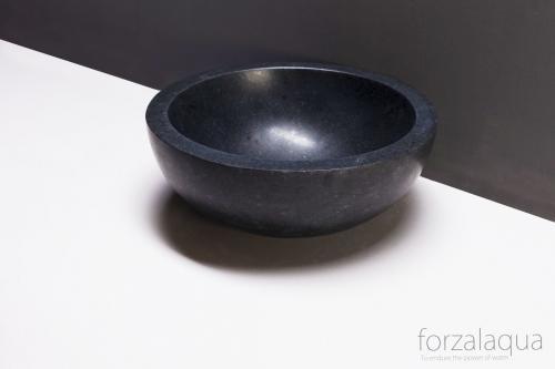 Naturstein Aufsatzwaschbecken ROMA Granit