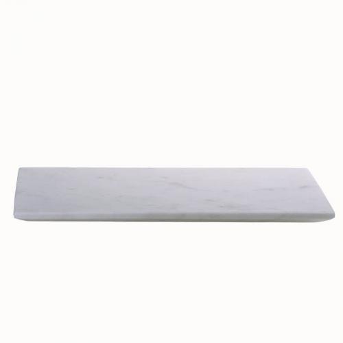 Cubic White Tablett