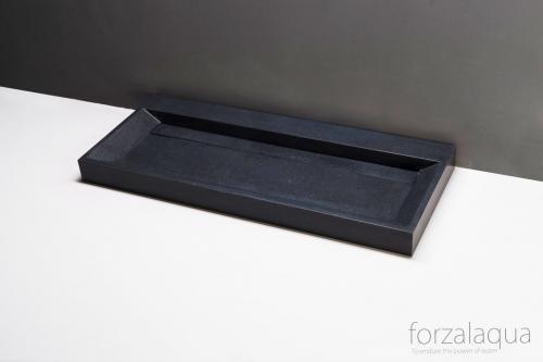 Naturstein Waschtisch BELLEZZA Granit matt poliert