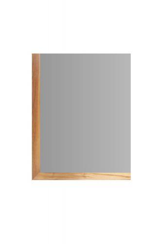 spiegel mit l holzrahmen 5 cm spa ambiente. Black Bedroom Furniture Sets. Home Design Ideas