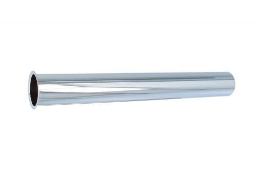 Tauchrohr für Design-Siphon, 30 cm, Messing verchromt | Spa Ambiente