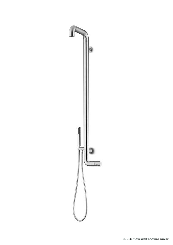 flow wall shower mixer | JEE-O