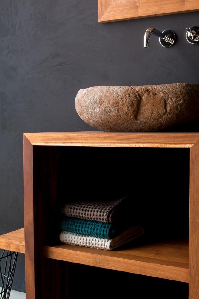 waschtisch waschbeckenschrank badezimmer unterschrank 40. Black Bedroom Furniture Sets. Home Design Ideas