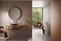 """Piana"" Waschtischunterschrank aus Massivholz | Lapidispa®"