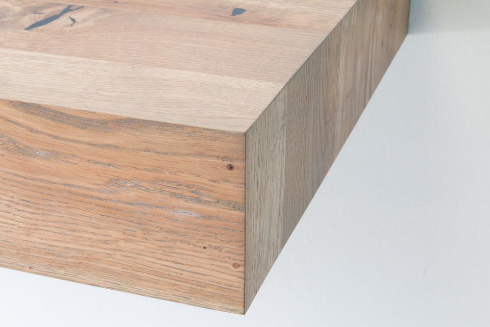 waschtischplatte flow aus eiche massivholz spa ambiente. Black Bedroom Furniture Sets. Home Design Ideas