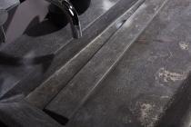Naturstein Waschtisch BELLEZZA Bluestone poliert