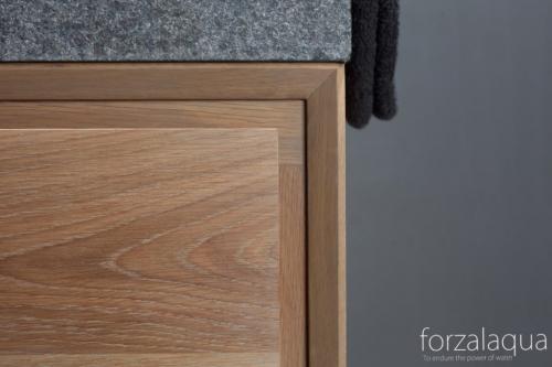 waschbeckenunterschrank todi h ngend aus eiche. Black Bedroom Furniture Sets. Home Design Ideas