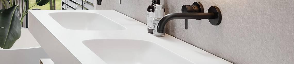 Mineralwerkstoff Corian®: Was Corian® ist, wie man es pflegt, reinigt und mehr