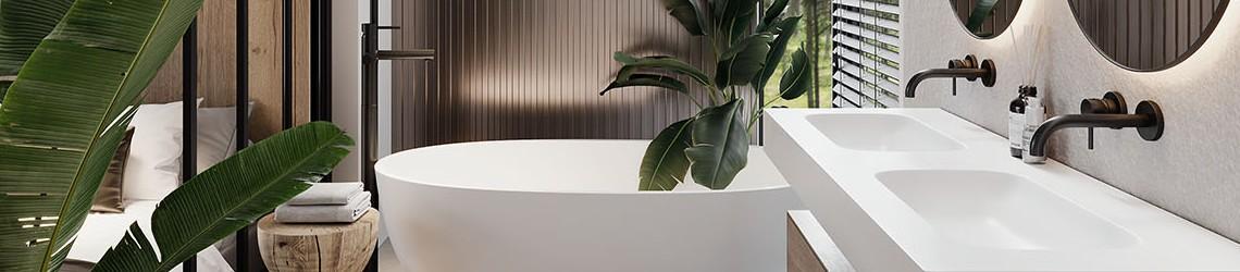 Luxus Badezimmer - Ideen und Tipps zur Planung