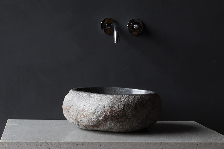 Naturstein Waschbecken, hochwertige Natursteinwaschbecken  ~ Waschbecken Xxs