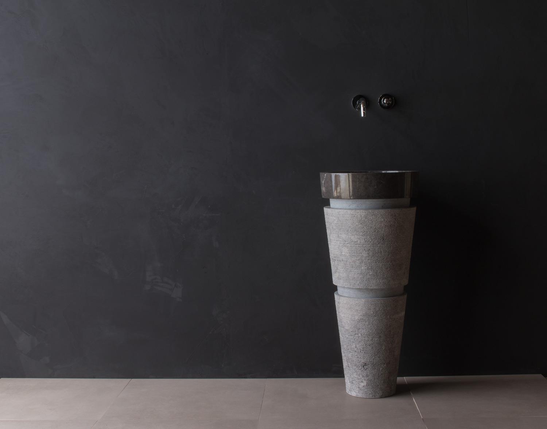 3-teilig | 40x40x90 cm | kombinierbar mit Holz