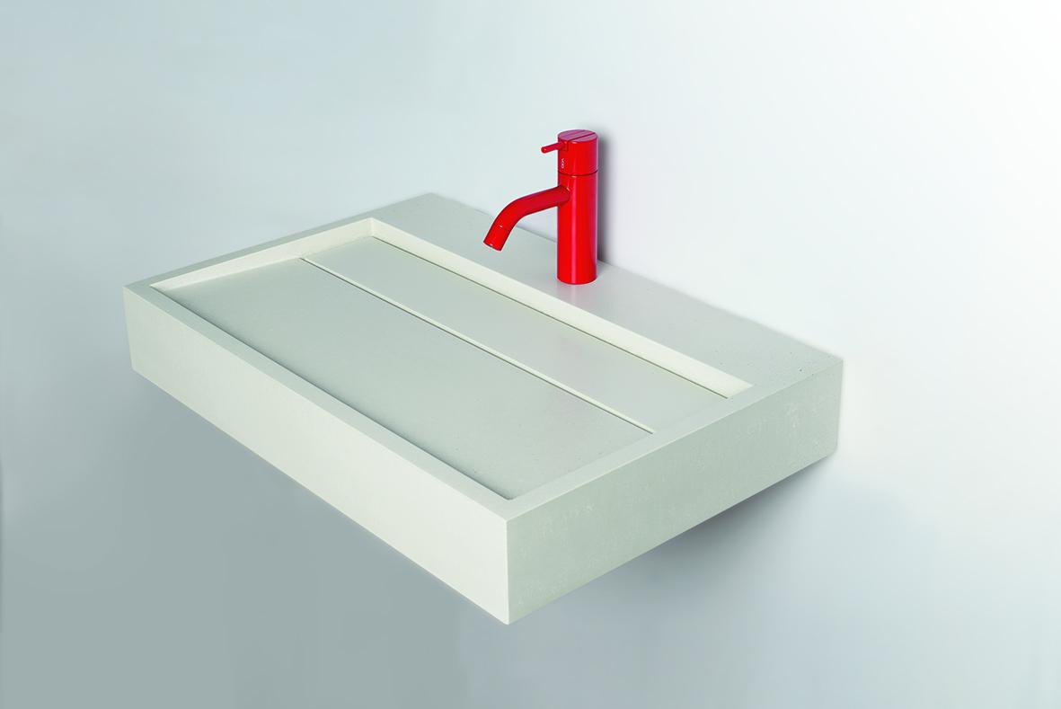 betonwaschtisch lux l a1 spa ambiente. Black Bedroom Furniture Sets. Home Design Ideas