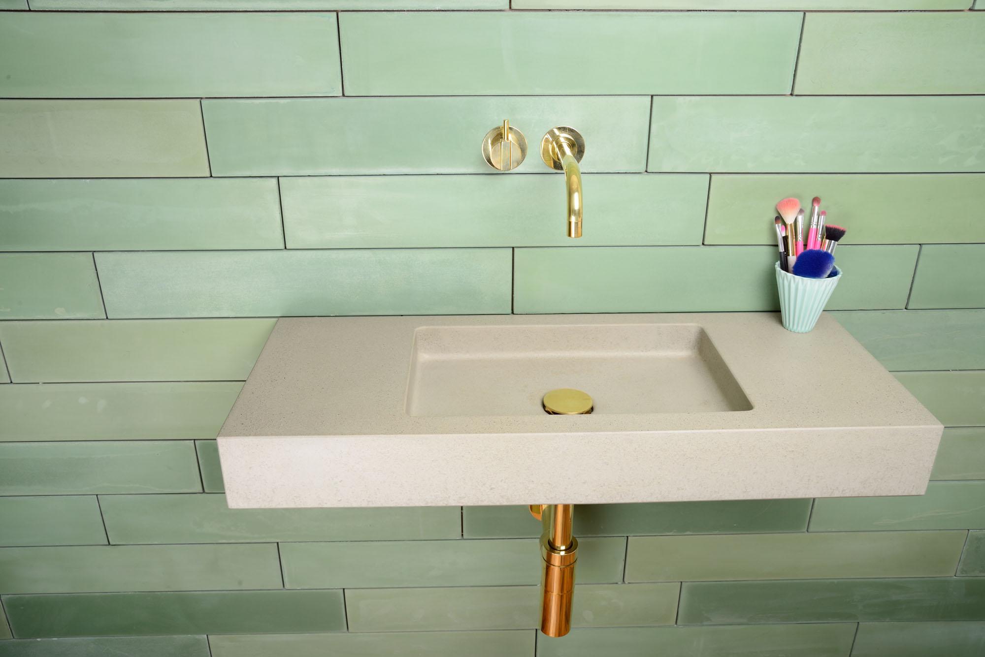 betonwaschtisch pitch p a3 spa ambiente. Black Bedroom Furniture Sets. Home Design Ideas