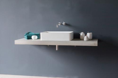 Waschtischplatte beton  Waschtischplatte