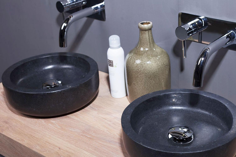 naturstein aufsatzwaschbecken verona granit rund matt. Black Bedroom Furniture Sets. Home Design Ideas